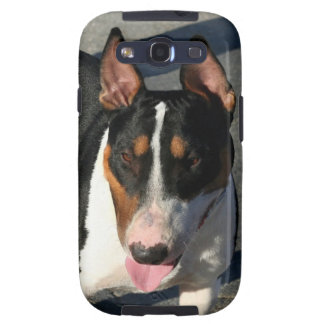Bull Terrier Samsung Galaxy SIII Covers