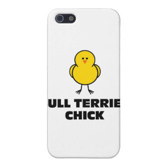 Bull Terrier Chick Covers For iPhone 5