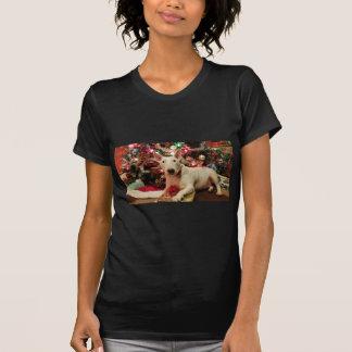bull terrier christmas shirts