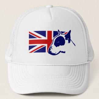 Bull Terrier COA UJ v2 Trucker Hat