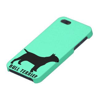 Bull Terrier Cover For iPhone SE/5/5s