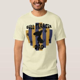 Bull Terrier Dad Light T-Shirt