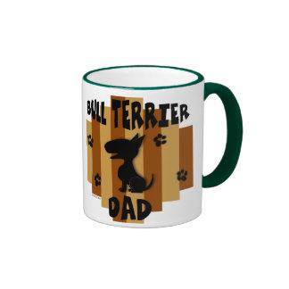 Bull Terrier Dad Mug