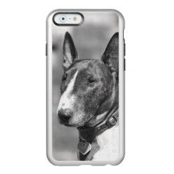 Incipio Feather® Shine iPhone 6 Case with Bull Terrier Phone Cases design