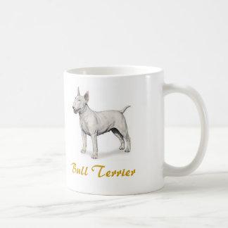 Bull Terrier, Dog Lover Galore! Classic White Coffee Mug