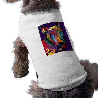 Bull Terrier Pet Tee Shirt