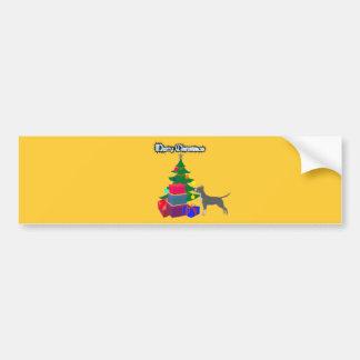 Bull Terrier Gifts Bumper Sticker