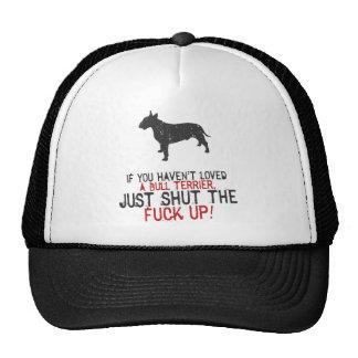 Bull terrier gorras