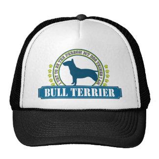 Bull Terrier Trucker Hats