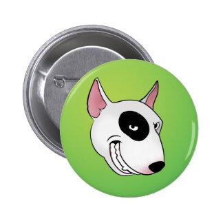 bull terrier head pins