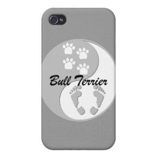 Bull Terrier iPhone 4 Cases