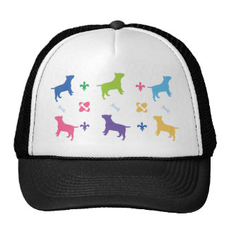 Bull terrier miniatura gorra