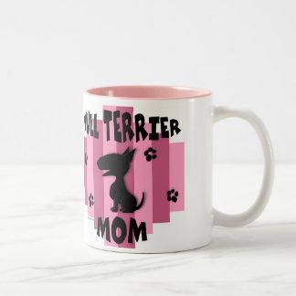 Bull Terrier Mom Mug