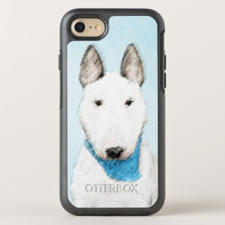 Bull Terrier OtterBox Symmetry iPhone 8/7 Case