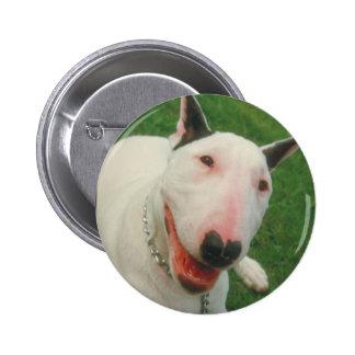 Bull terrier pin