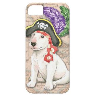 Bull Terrier Pirate iPhone SE/5/5s Case