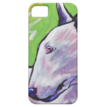 Bull Terrier Pop Art iPhone Case iPhone 5 Covers