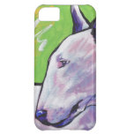 Bull Terrier Pop Art iPhone Case iPhone 5C Case