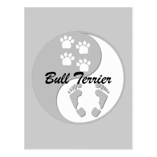 Bull Terrier Post Cards