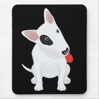 Bull Terrier Puppy Dog Mousepad