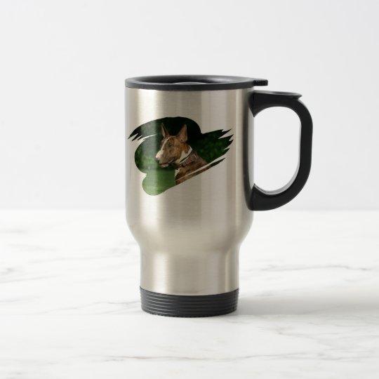 Bull Terrier Stainless Travel Mug
