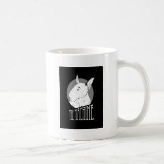 bull terrier taza