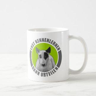 Bull Terrier Tazas