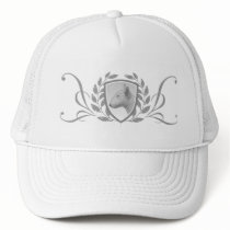 Bull Terrier Trucker Hat