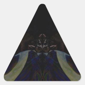 Bull Triangle Sticker
