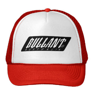 Bullant Support Gear. Hats