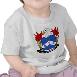 Bullard Family Crest Shirt