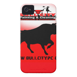 BULLCITY PAINTING AND CLEANING 02 CUSTOMIZABLE PRO iPhone 4 CASE