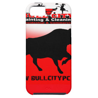 BULLCITY PAINTING AND CLEANING 02 CUSTOMIZABLE PRO iPhone SE/5/5s CASE