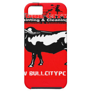 BULLCITY PAINTING AND CLEANING 06 CUSTOMIZABLE PRO iPhone SE/5/5s CASE