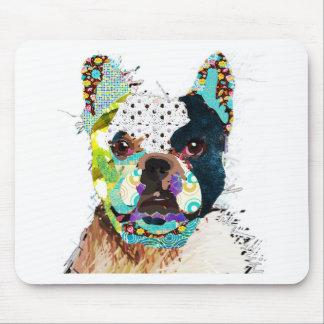 bulldog1.jpg mouse pad
