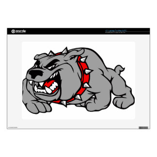 bulldog2 laptop decals