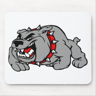 bulldog2 mouse pad