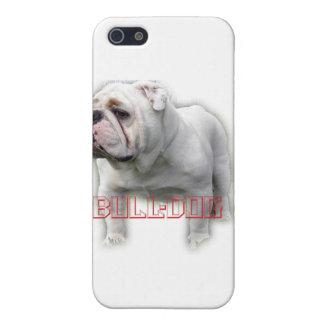 Bulldog ブルドッグ iPhone SE/5/5s cover