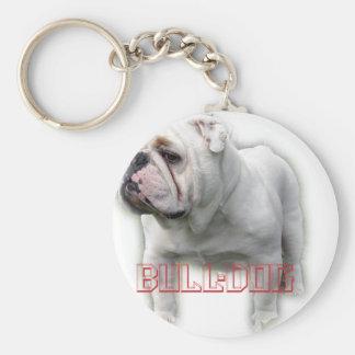 Bulldog  ブルドッグ keychain