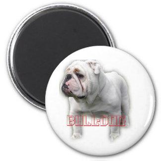 Bulldog  ブルドッグ magnet