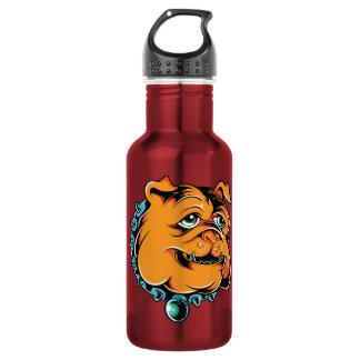 Bulldog 18oz Water Bottle