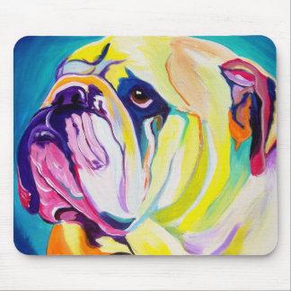 Bulldog #1 mouse mats