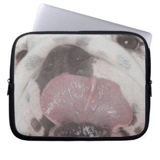 Bulldog 2 laptop sleeve