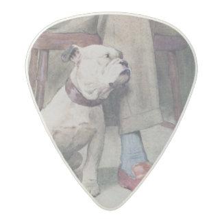 Bulldog Acetal Guitar Pick