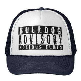 Bulldog Advisory Noxious Fumes Trucker Hat