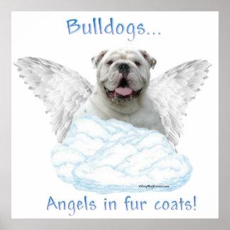 Bulldog Angel Poster