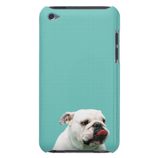 Bulldog Barely There™ iPod Touch Case