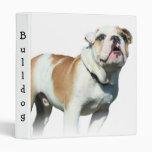 Bulldog binder