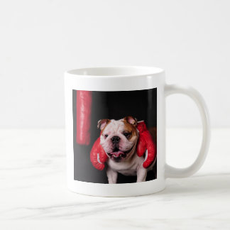 Bulldog Boxer Coffee Mug