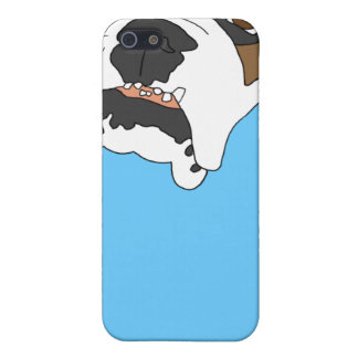 Bulldog Bruno iPhone Case Covers For iPhone 5